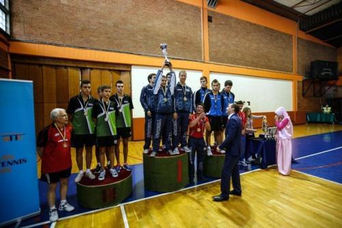2013 U21 TTC - Photos from 2013 Balkan U21 TTC in Sarajevo (BIH)