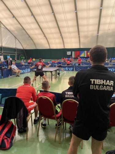 46. Balkan Senior Table tennis championship